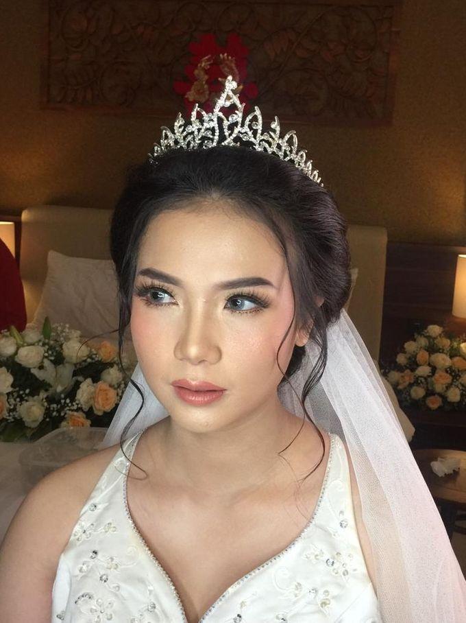 Wedding, Trial & Prewedding by CHERIS'H makeup artist - 015
