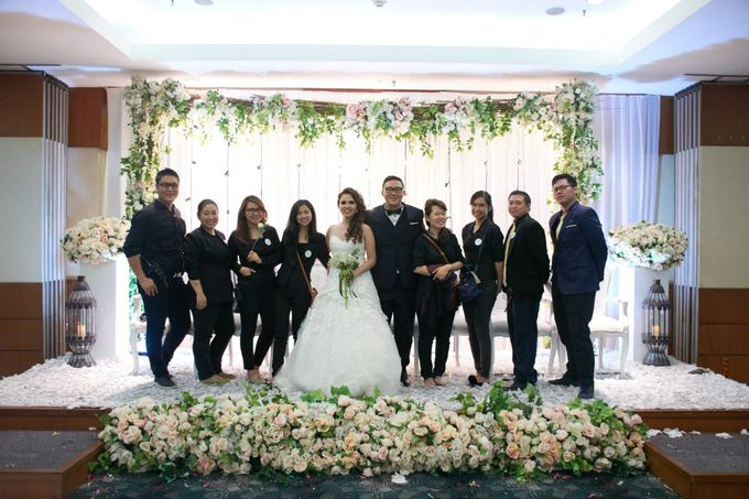 Wedding Day Aries & Miranda by SHINE PLANNER & ORGANIZER - 030