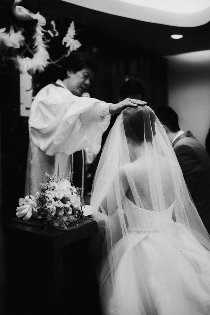 The Wedding of Junio & Priscillia by Laurent Agustine by LOTA - 022