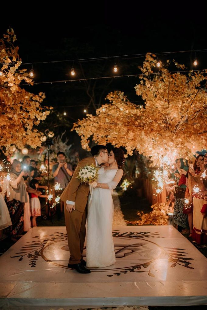 The Wedding of Junio & Priscillia by Laurent Agustine by LOTA - 041