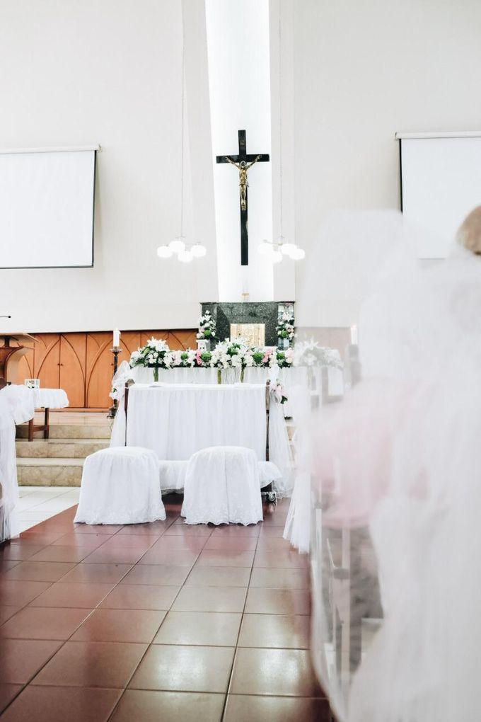 Reza & Alvina Wedding by DESPRO Organizer - 020