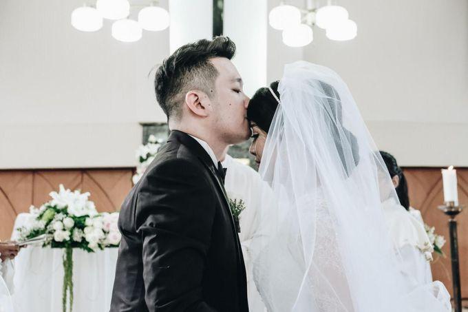Reza & Alvina Wedding by DESPRO Organizer - 007