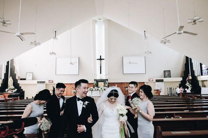 Reza & Alvina Wedding by DESPRO Organizer - 039