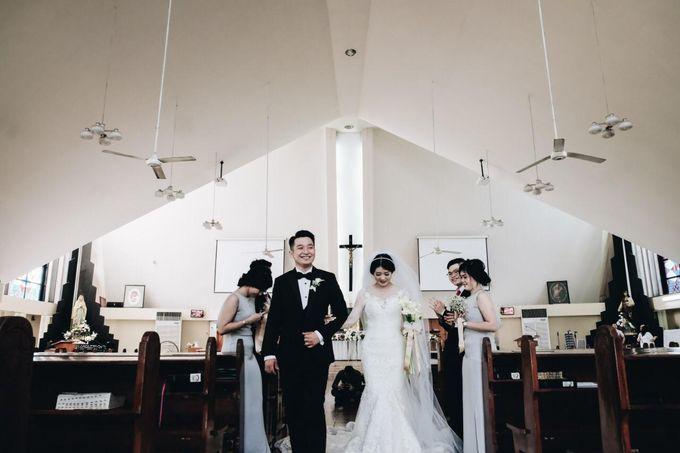 Reza & Alvina Wedding by DESPRO Organizer - 002