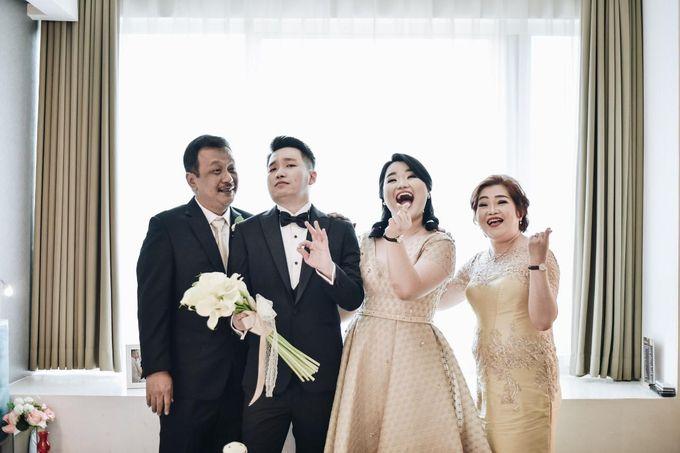 Reza & Alvina Wedding by DESPRO Organizer - 009