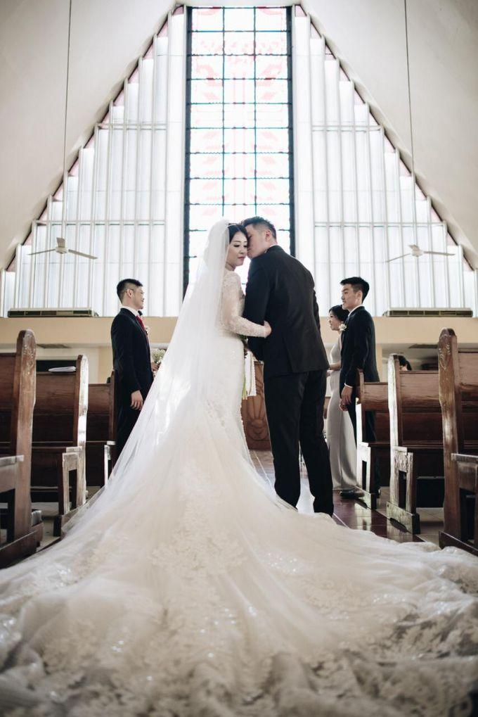 Reza & Alvina Wedding by DESPRO Organizer - 033