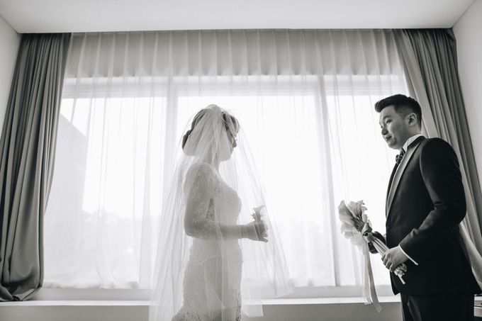 Reza & Alvina Wedding by DESPRO Organizer - 028