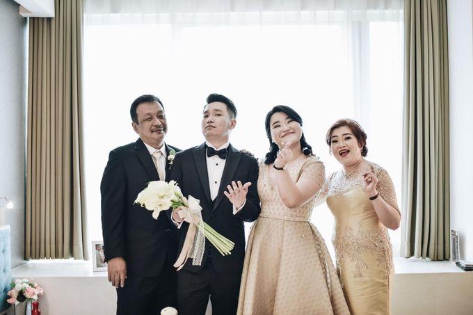 Reza & Alvina Wedding by DESPRO Organizer - 008