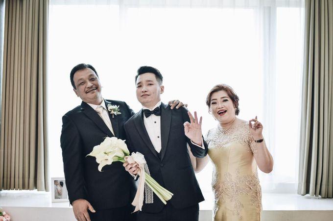 Reza & Alvina Wedding by DESPRO Organizer - 045