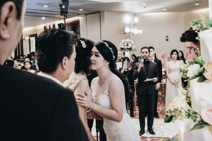 Reza & Alvina Wedding by DESPRO Organizer - 030