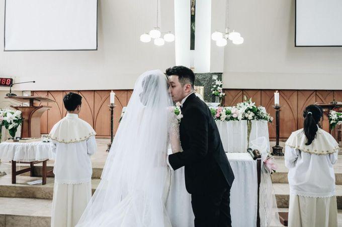 Reza & Alvina Wedding by DESPRO Organizer - 024