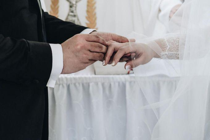 Reza & Alvina Wedding by DESPRO Organizer - 005