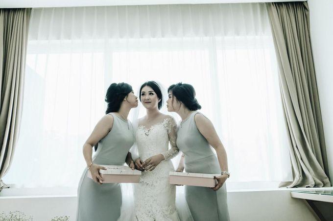 Reza & Alvina Wedding by DESPRO Organizer - 016