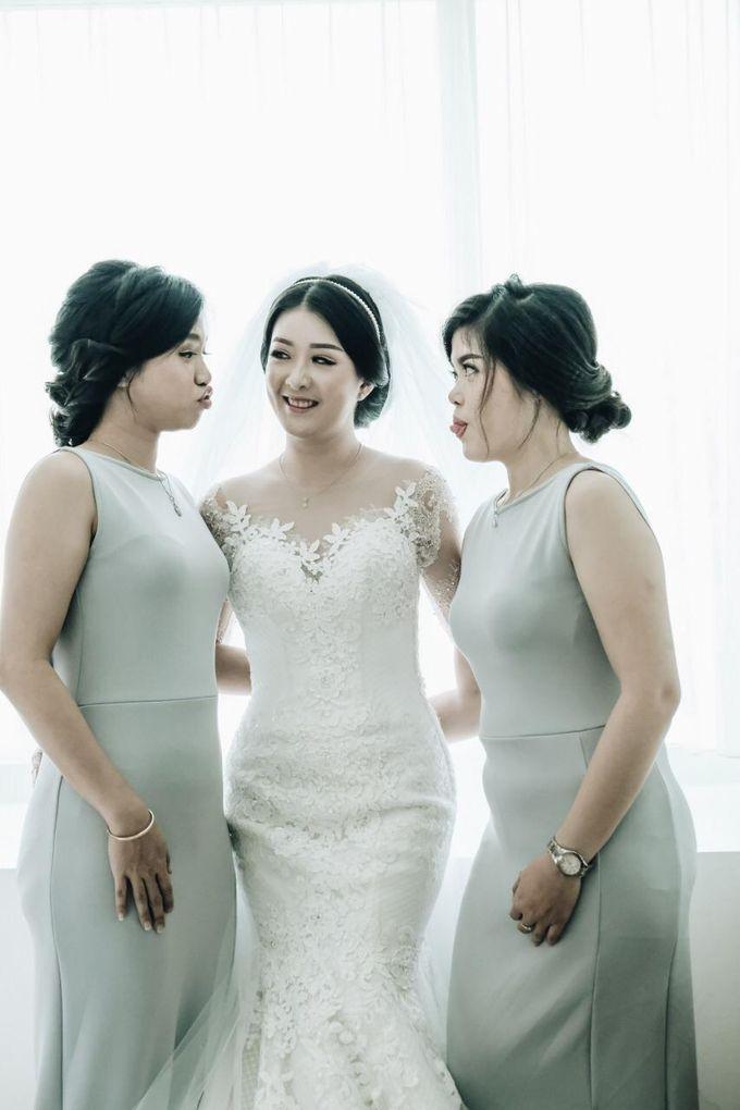 Reza & Alvina Wedding by DESPRO Organizer - 019