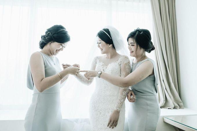 Reza & Alvina Wedding by DESPRO Organizer - 017