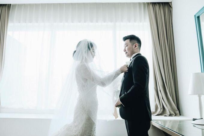 Reza & Alvina Wedding by DESPRO Organizer - 021
