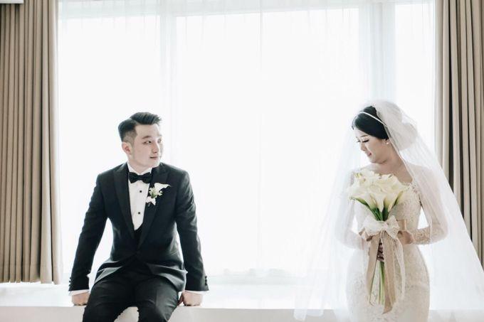 Reza & Alvina Wedding by DESPRO Organizer - 036