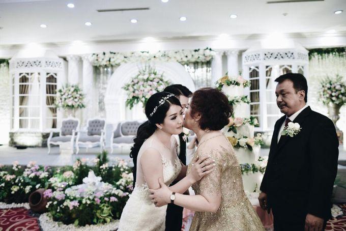 Reza & Alvina Wedding by DESPRO Organizer - 038