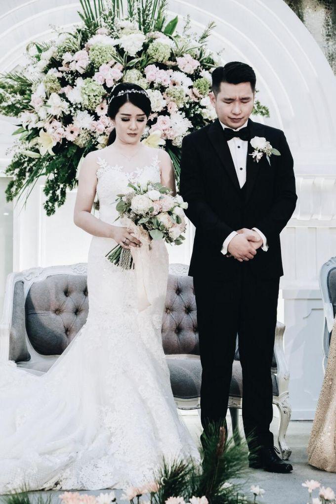 Reza & Alvina Wedding by DESPRO Organizer - 012