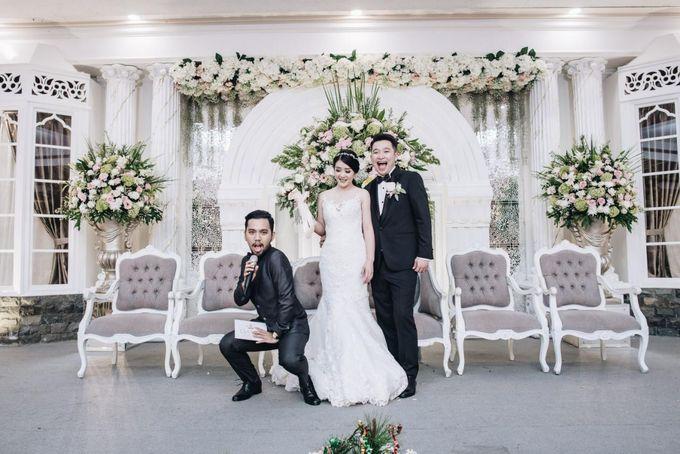 Reza & Alvina Wedding by DESPRO Organizer - 041