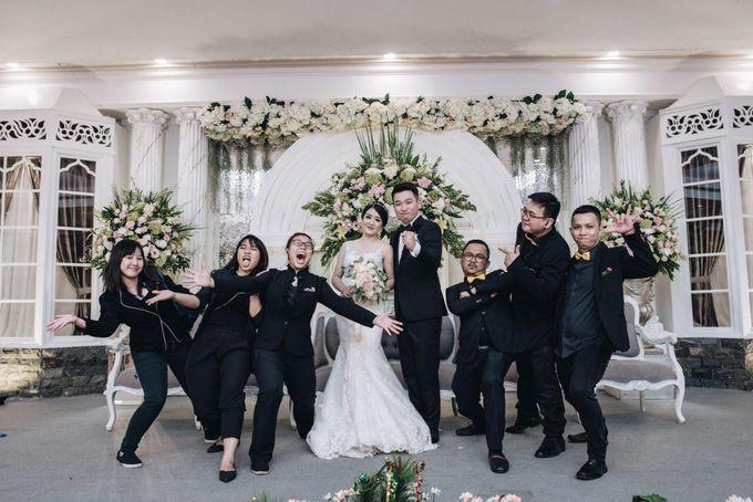 Reza & Alvina Wedding by DESPRO Organizer - 043