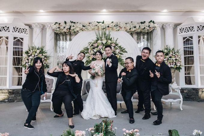 Reza & Alvina Wedding by DESPRO Organizer - 044