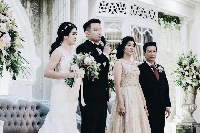 Reza & Alvina Wedding by DESPRO Organizer - 040
