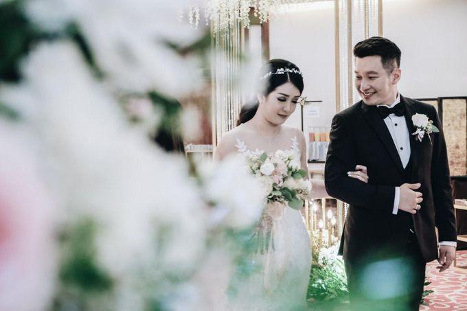 Reza & Alvina Wedding by DESPRO Organizer - 035