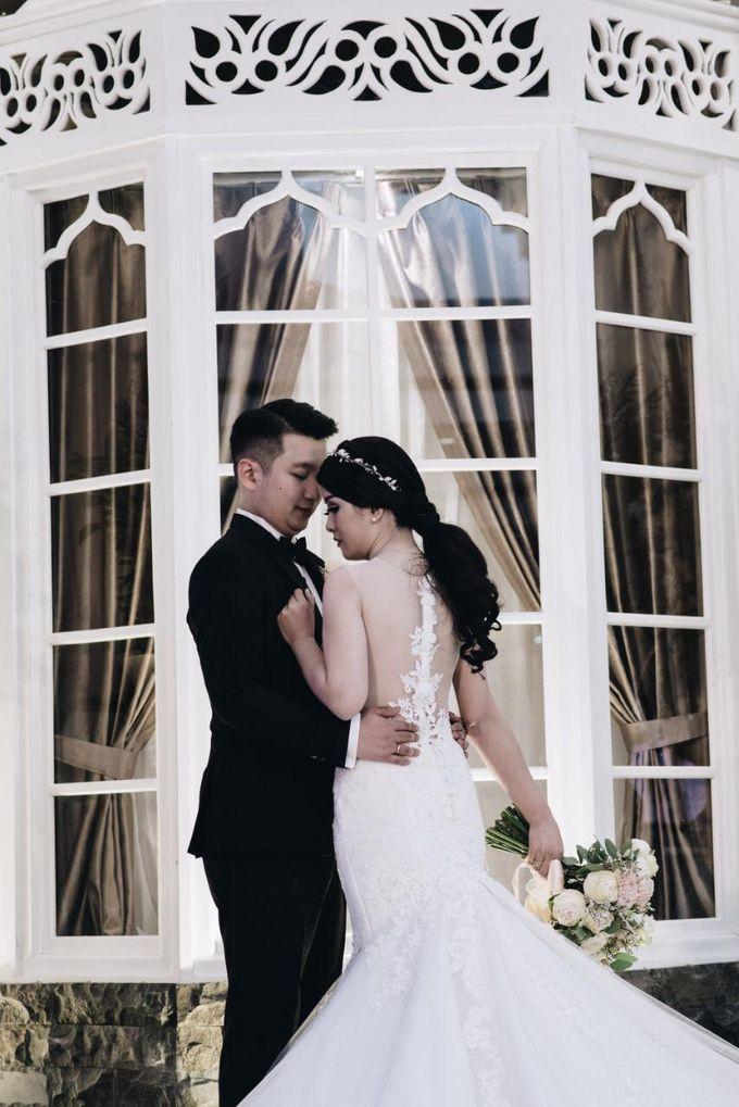 Reza & Alvina Wedding by DESPRO Organizer - 022