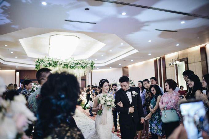 Reza & Alvina Wedding by DESPRO Organizer - 011