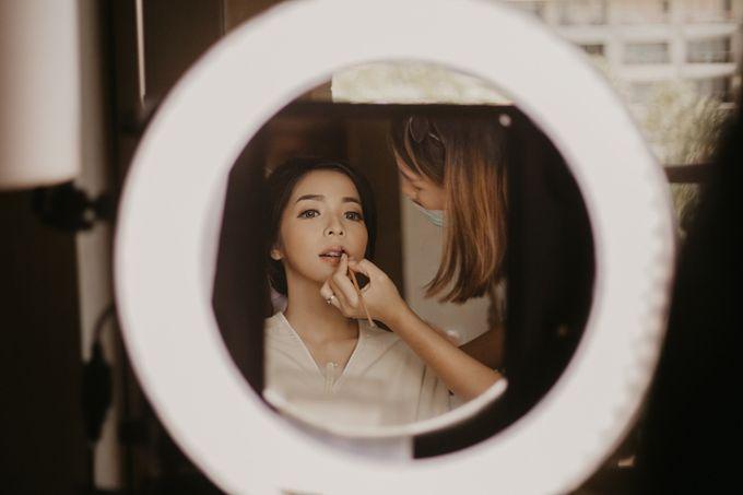 Wedding, Prewedding by CHERIS'H makeup artist - 003