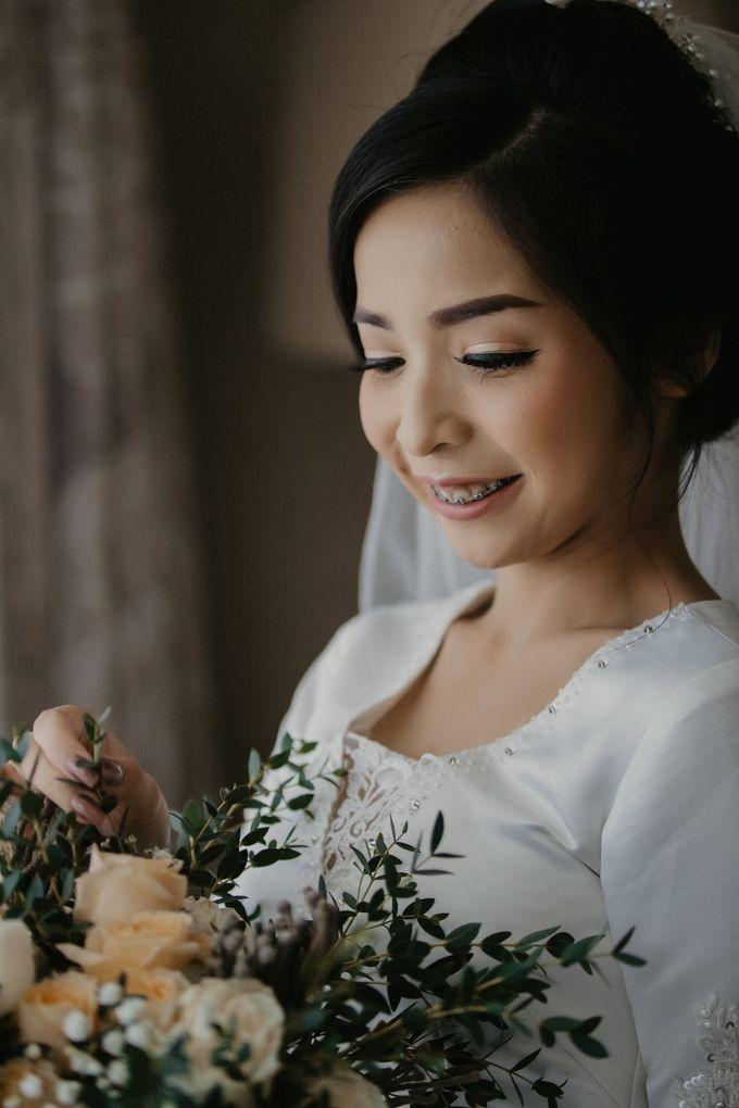 Wedding, Prewedding by CHERIS'H makeup artist - 006