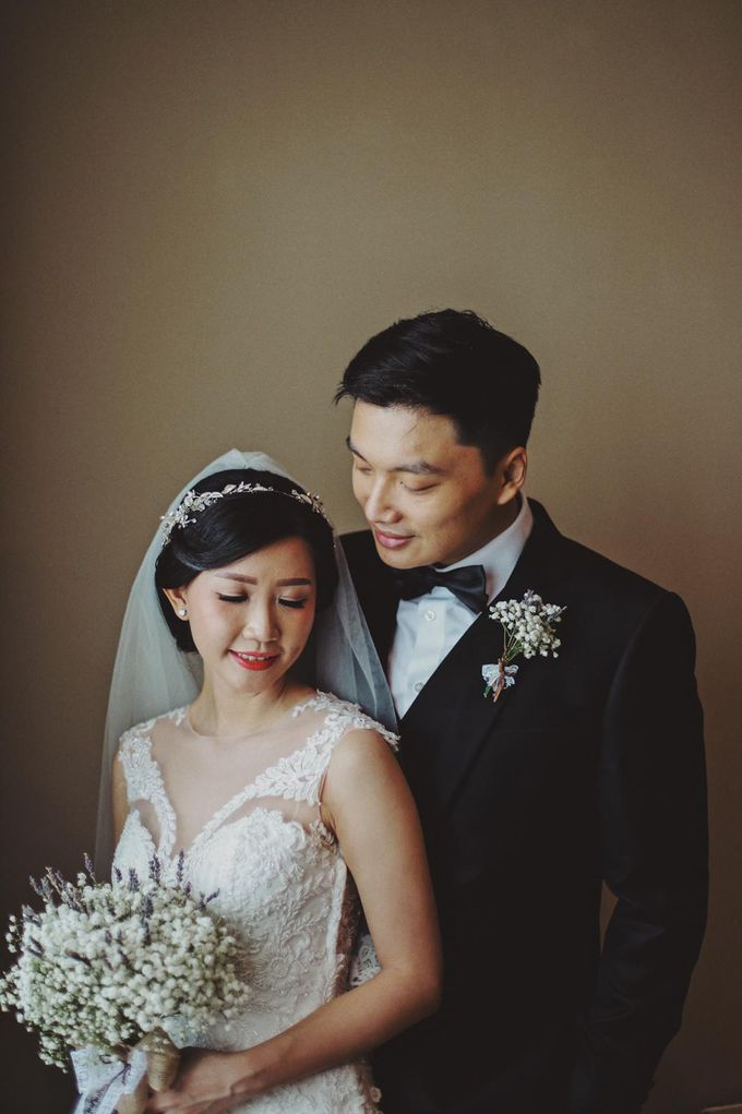 The Wedding Of Stefanus Monica by King Foto & Bridal Image Wedding - 002