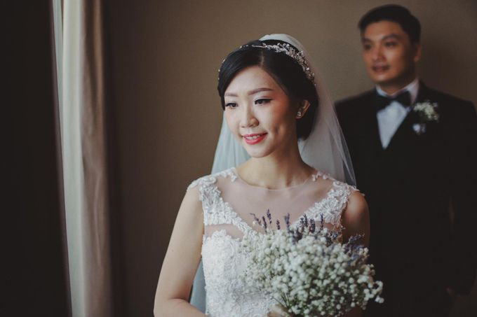 The Wedding Of Stefanus Monica by King Foto & Bridal Image Wedding - 004