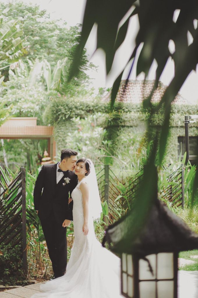 The Wedding Of Stefanus Monica by King Foto & Bridal Image Wedding - 005