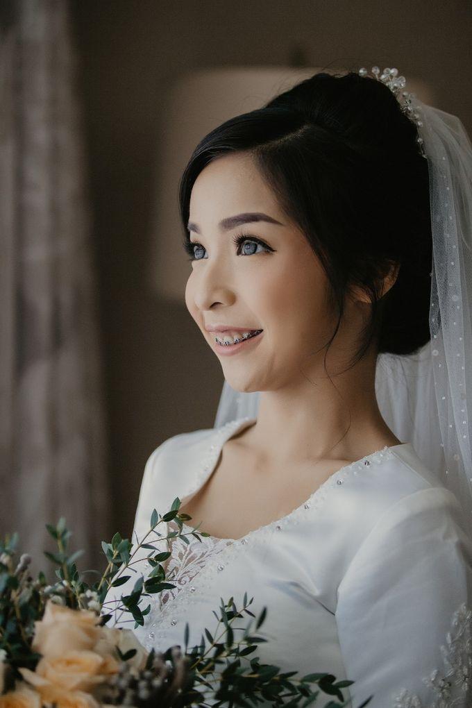 Wedding, Prewedding by CHERIS'H makeup artist - 007