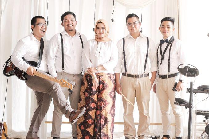 Cleo & Agi Wedding Ceremony by 1548 band - 001