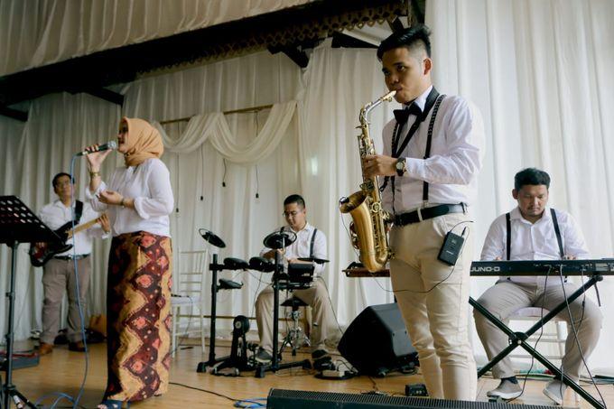 Cleo & Agi Wedding Ceremony by 1548 band - 002