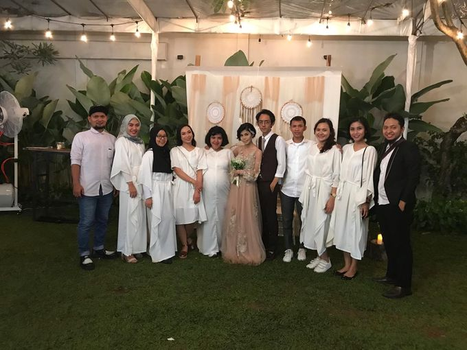 Gerhantari & Gilang Wedding by Bestival Wedding Planner & Organizer - 007