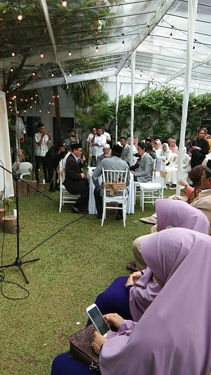 Gerhantari & Gilang Wedding by Bestival Wedding Planner & Organizer - 011