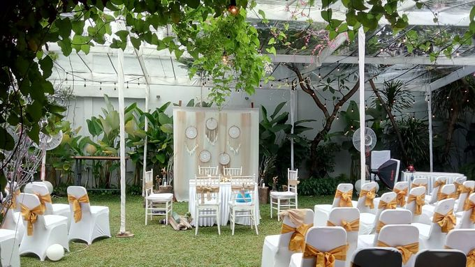 Gerhantari & Gilang Wedding by Bestival Wedding Planner & Organizer - 003