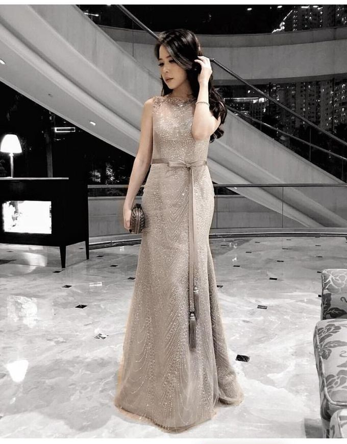 Qipao And Evening Gown by Celra Official - 002