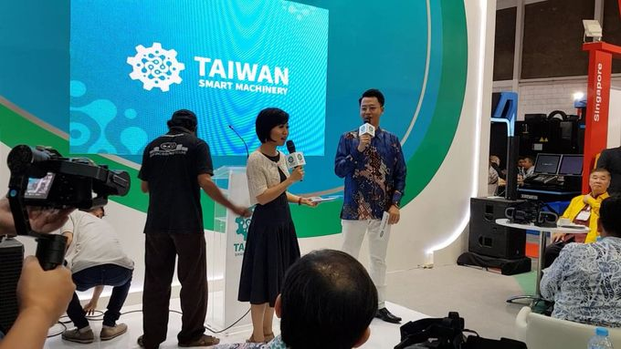 Taiwan Smart Machinery by JIEXPO Convention Centre & Theatre - 003