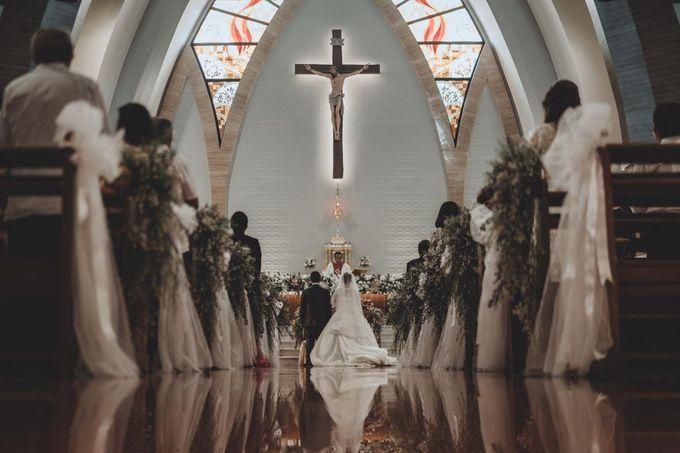 Andreas And Su Lie Wedding by DESPRO Organizer - 043