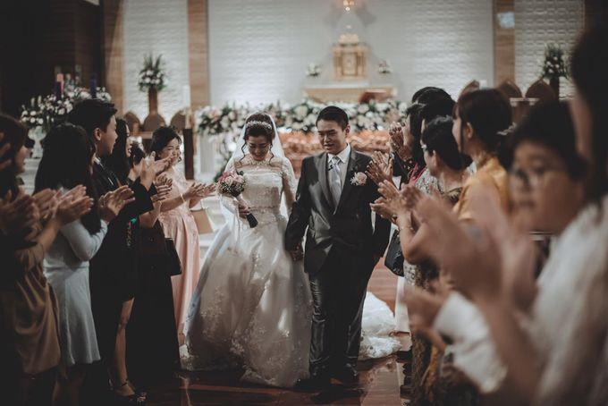 Andreas And Su Lie Wedding by DESPRO Organizer - 022