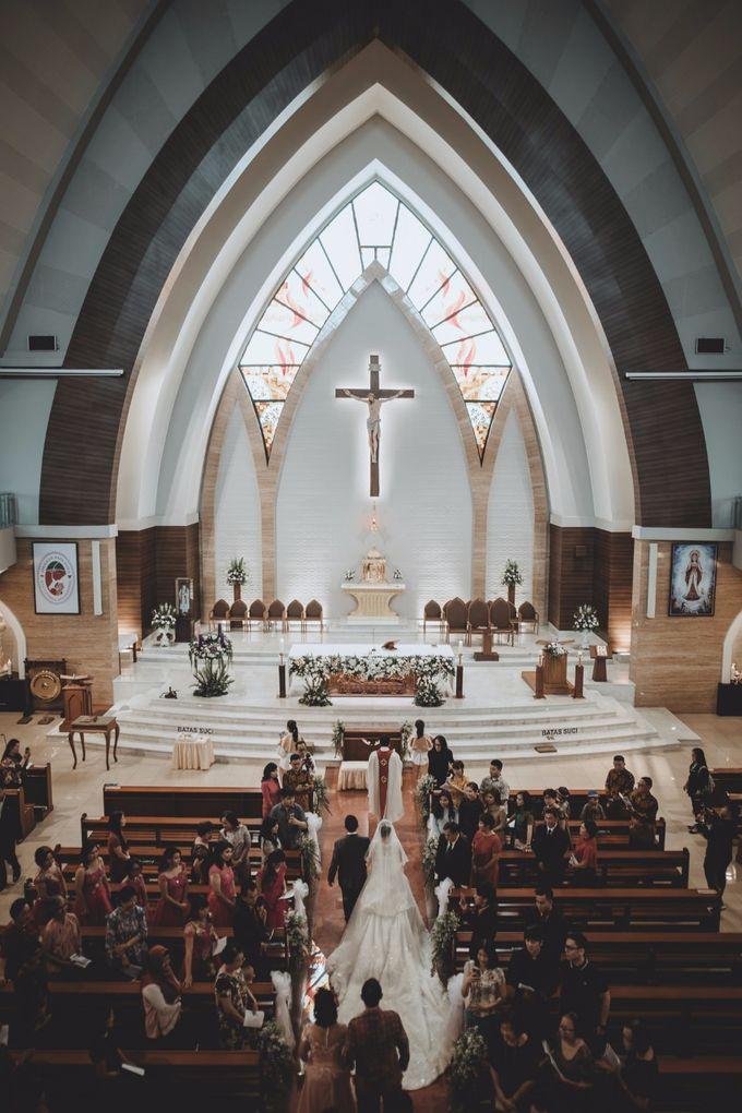 Andreas And Su Lie Wedding by DESPRO Organizer - 049