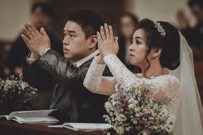 Andreas And Su Lie Wedding by DESPRO Organizer - 010