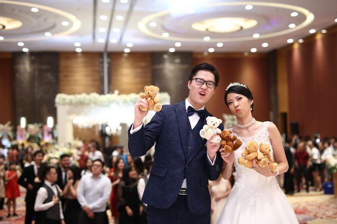 Wedding Day Alvin & Celine by SHINE PLANNER & ORGANIZER - 001