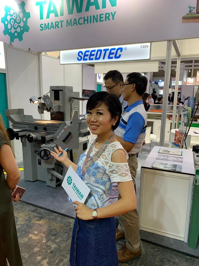 Taiwan Smart Machinery by JIEXPO Convention Centre & Theatre - 006