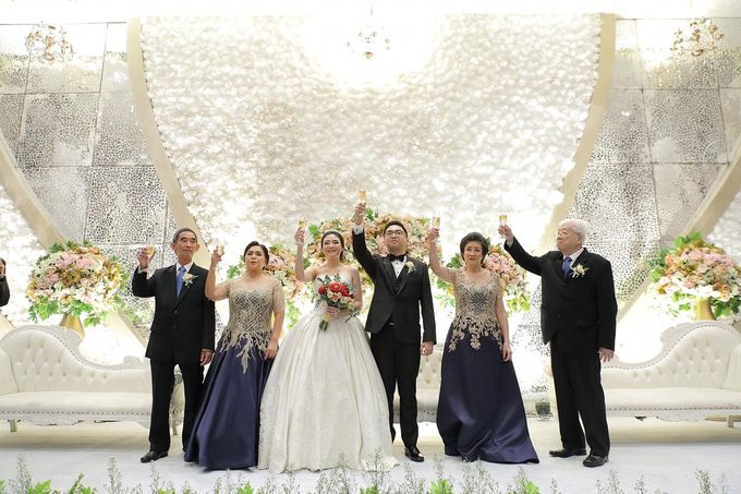 Wedding Of Victor and Imelda by Stephanie Amanda Couture - 006
